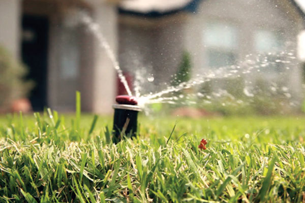 How to check your sprinkler system