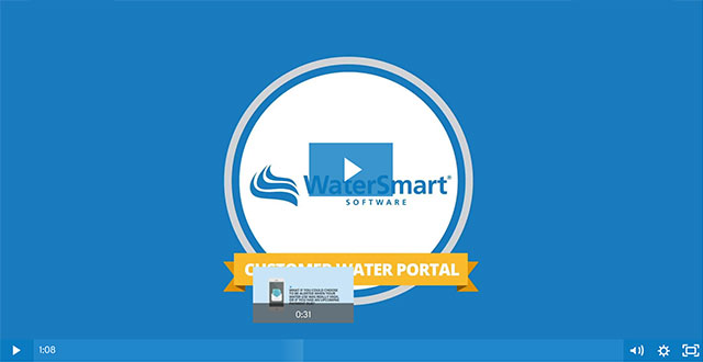 WaterSmart Portal Video