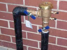 Backflow preventers necessary for water safety